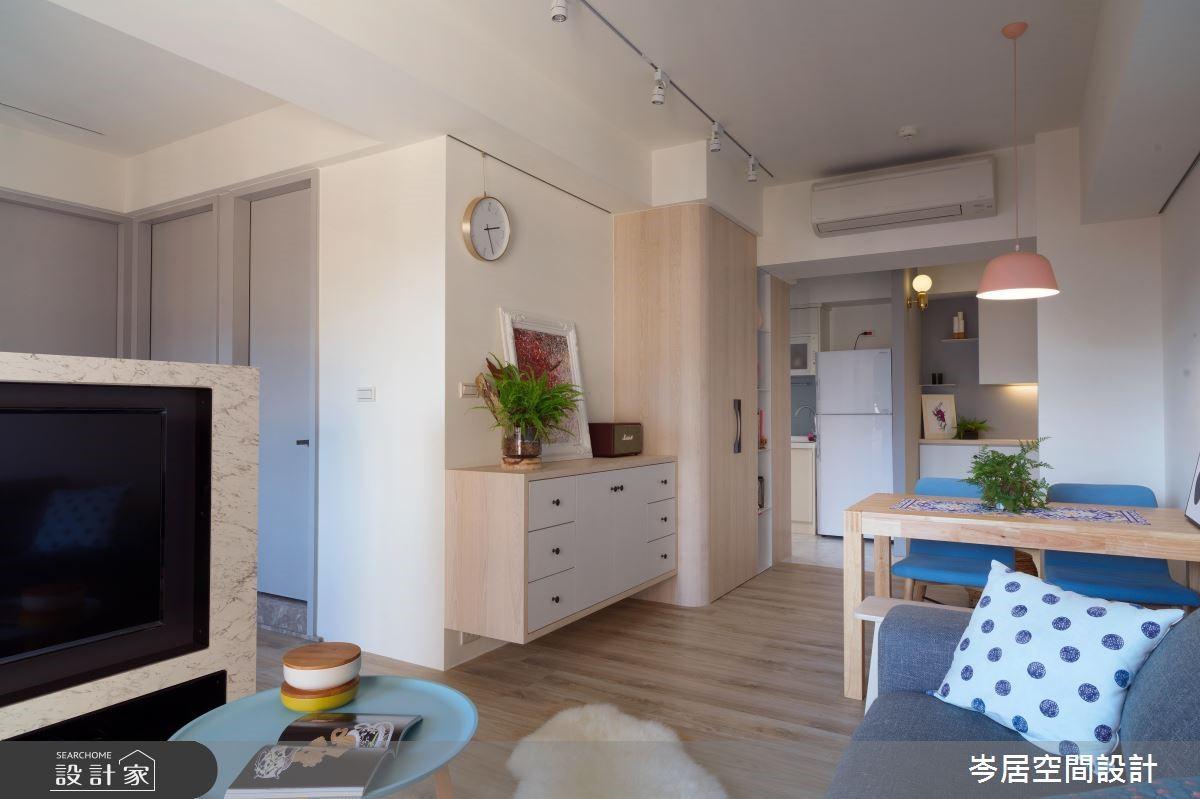 19坪中古屋(5~15年)_混搭風餐廳案例圖片_岑居空間設計_岑居_09之8