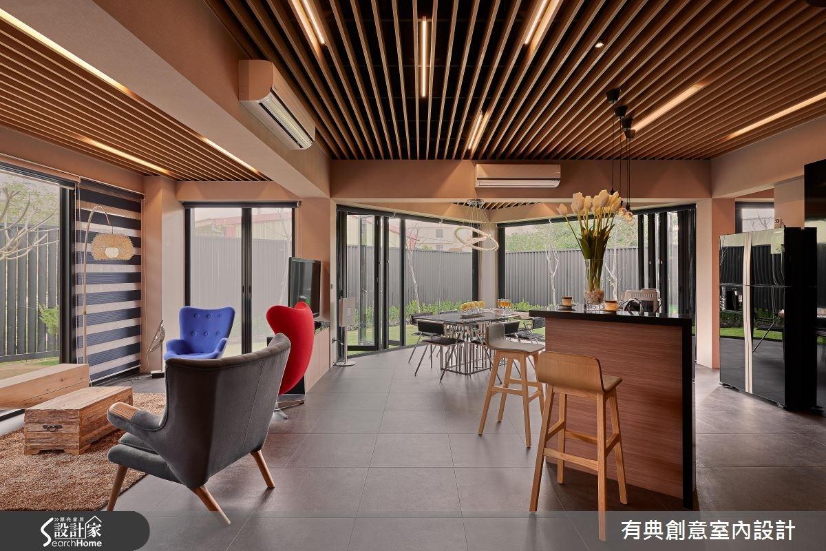 124坪新成屋(5年以下)_現代風案例圖片_有典創意室內裝修工程有限公司_有典_01之1
