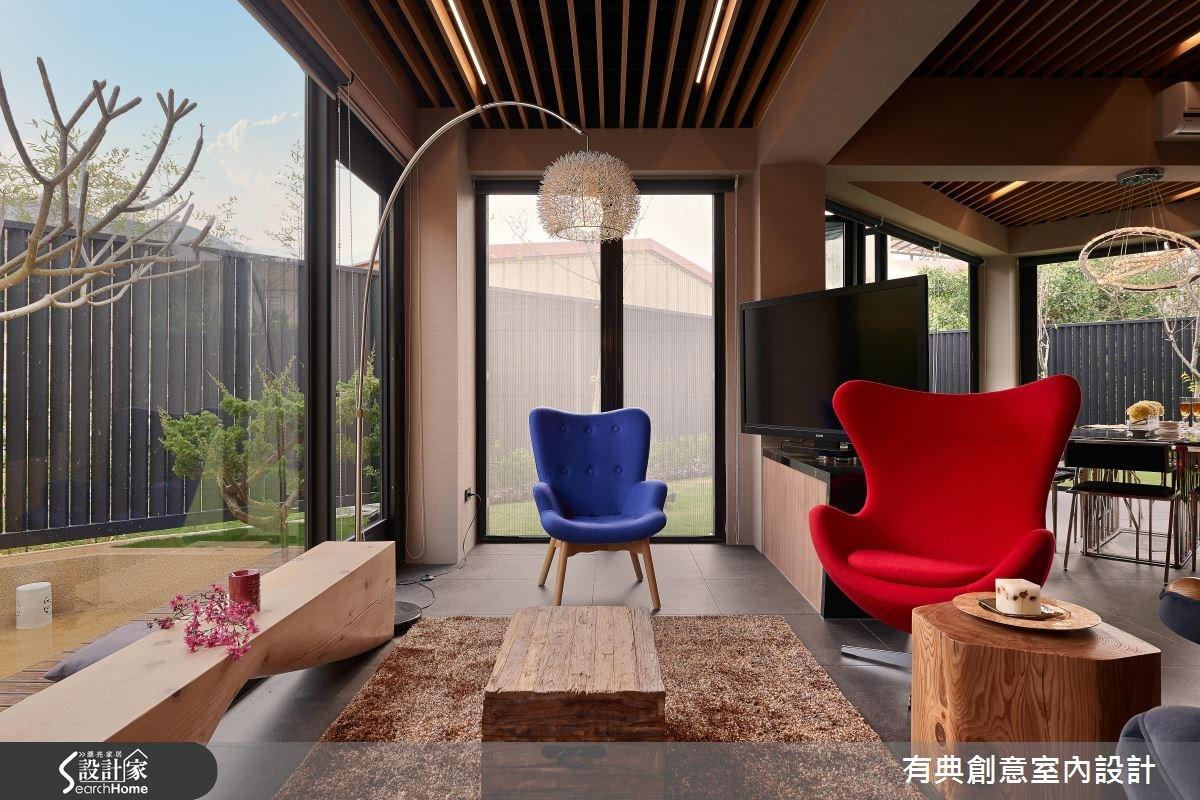 124坪新成屋(5年以下)_現代風案例圖片_有典創意室內裝修工程有限公司_有典_01之2