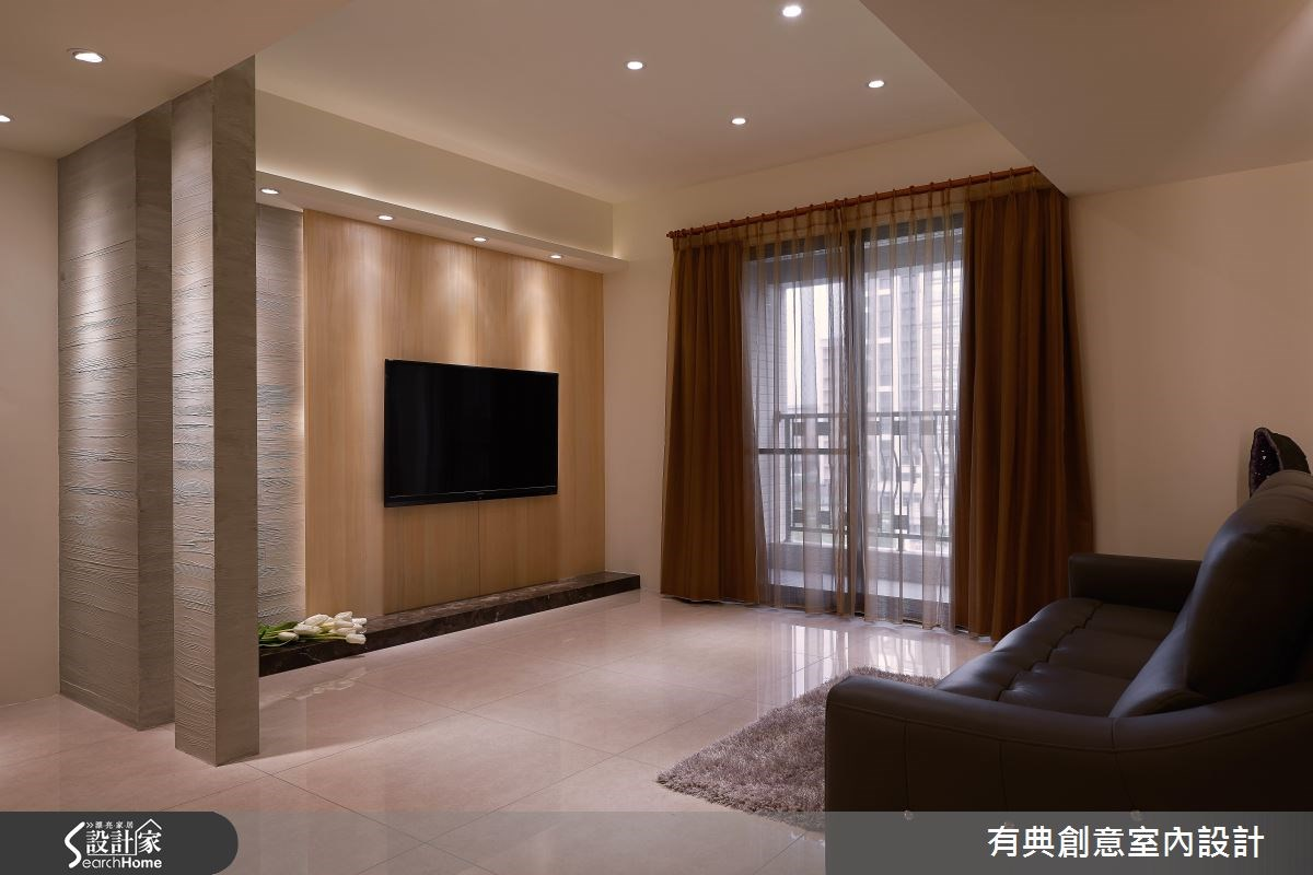 50坪新成屋(5年以下)_簡約風案例圖片_有典創意室內裝修工程有限公司_有典_02之2