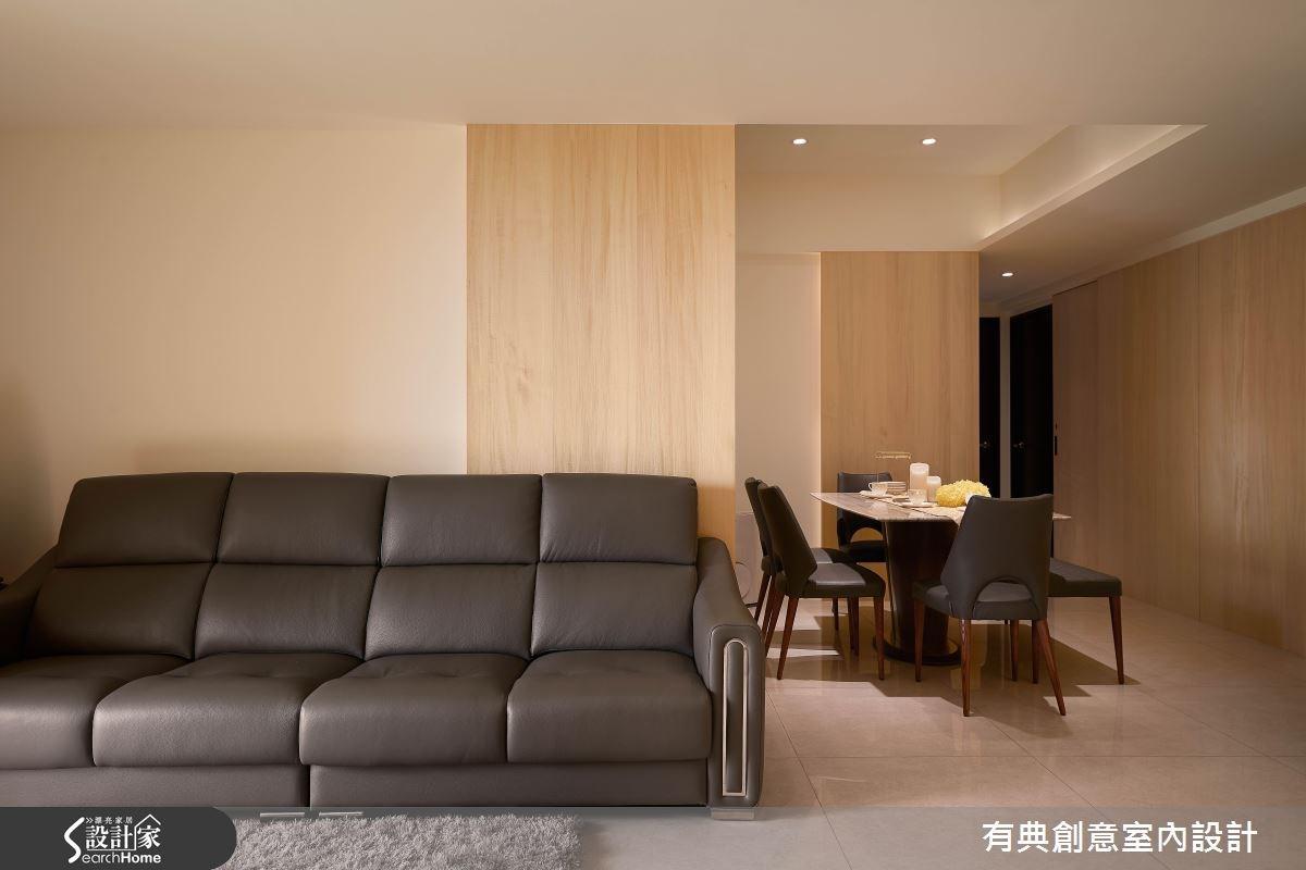 50坪新成屋(5年以下)_簡約風案例圖片_有典創意室內裝修工程有限公司_有典_02之3