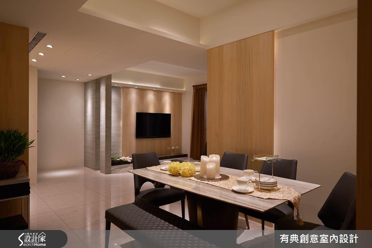 50坪新成屋(5年以下)_簡約風案例圖片_有典創意室內裝修工程有限公司_有典_02之4