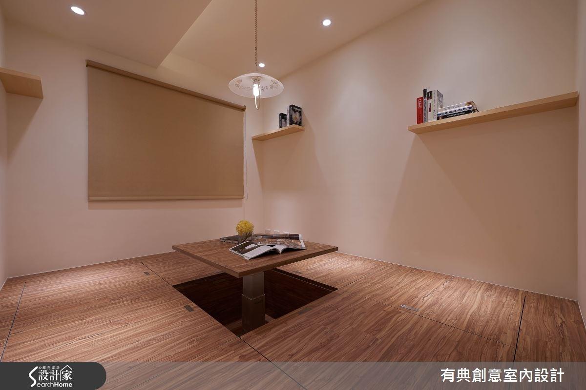 50坪新成屋(5年以下)_簡約風案例圖片_有典創意室內裝修工程有限公司_有典_02之7