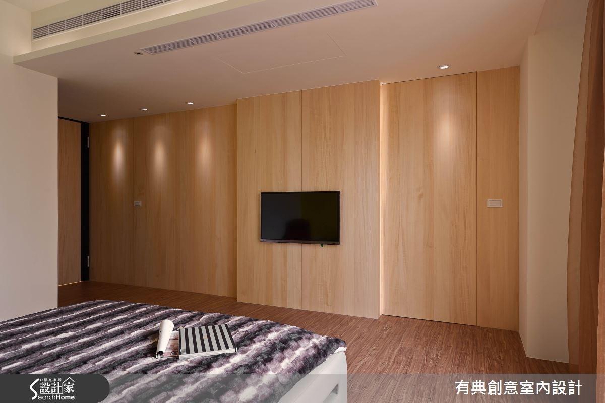 50坪新成屋(5年以下)_簡約風案例圖片_有典創意室內裝修工程有限公司_有典_02之11
