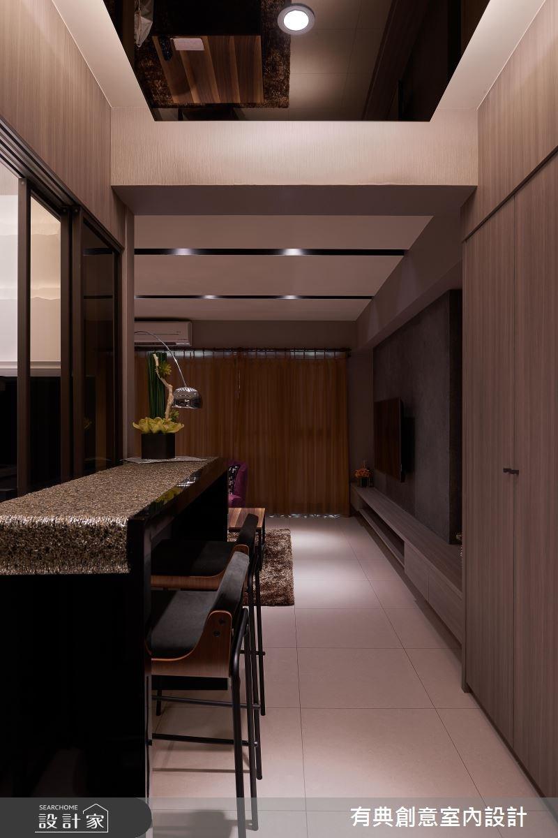 30坪新成屋(5年以下)_奢華風案例圖片_有典創意室內裝修工程有限公司_有典_03之1