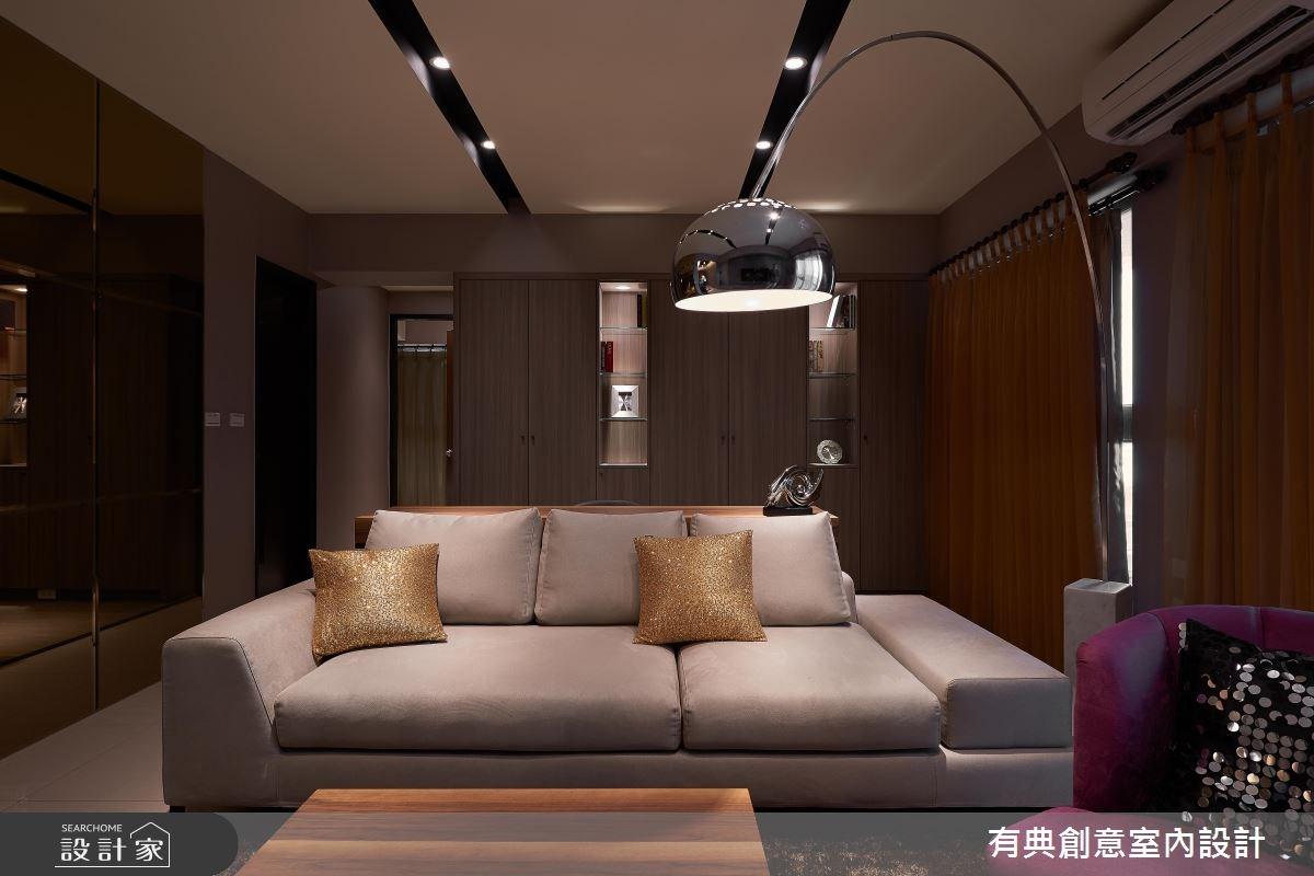 30坪新成屋(5年以下)_奢華風案例圖片_有典創意室內裝修工程有限公司_有典_03之4