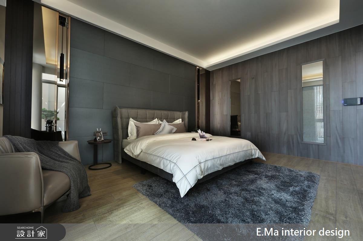 138坪新成屋(5年以下)_現代風臥室案例圖片_艾馬室內裝修設計_艾馬_05之4