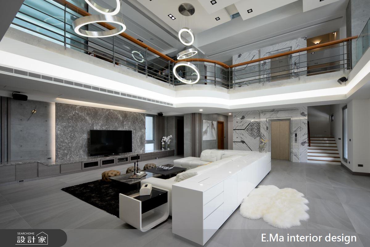 暖感、空間感、奢華感!打造同堂三代都滿意的透天別墅