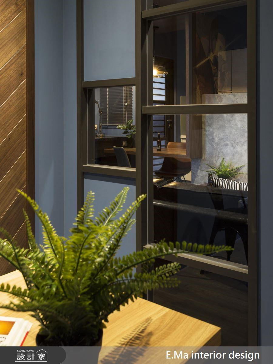 32坪新成屋(5年以下)_工業風案例圖片_艾馬室內裝修設計_艾馬_18之4