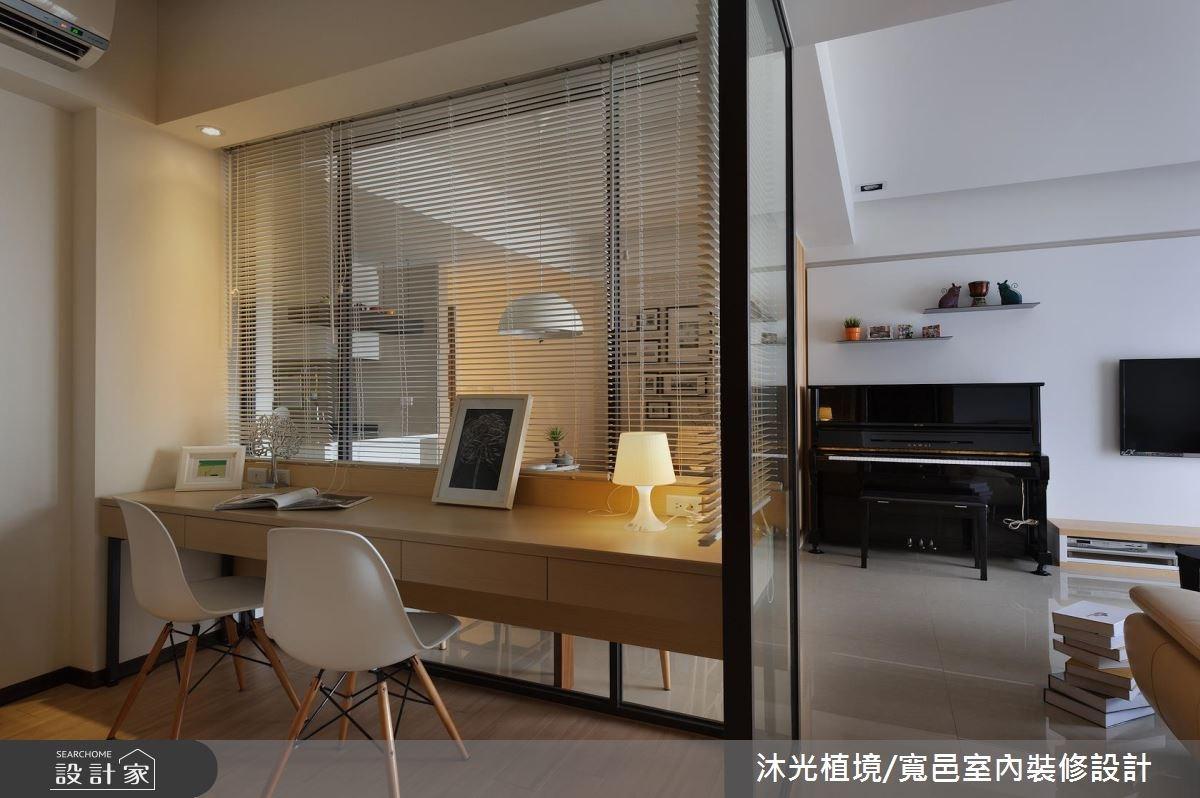 36坪新成屋(5年以下)_現代風案例圖片_沐光植境設計事業_沐光植境_03之4