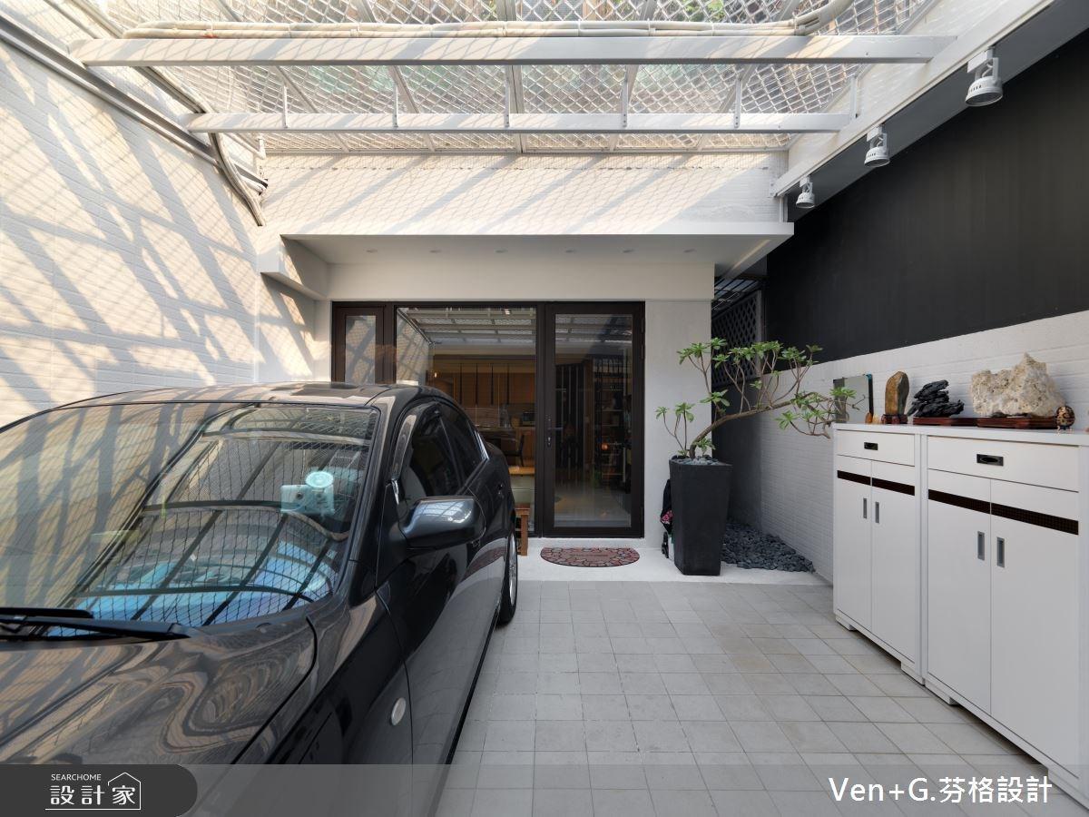 40坪老屋(16~30年)_簡約風車庫案例圖片_芬格空間設計事務所_芬格_02之1
