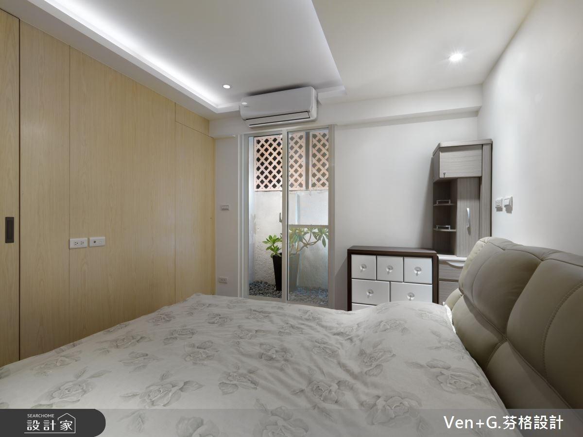 40坪老屋(16~30年)_簡約風臥室案例圖片_芬格空間設計事務所_芬格_02之9