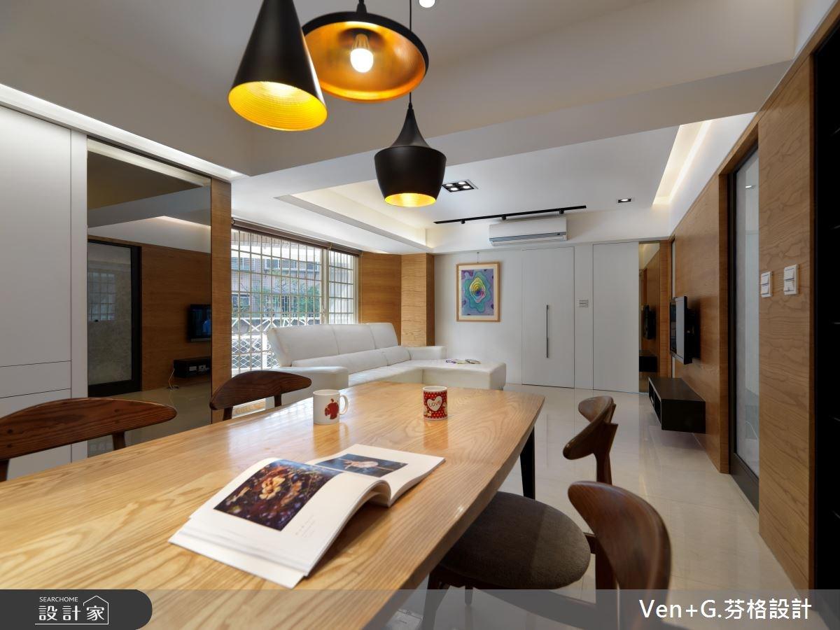 30坪老屋(16~30年)_簡約風餐廳案例圖片_芬格空間設計事務所_芬格_03之6