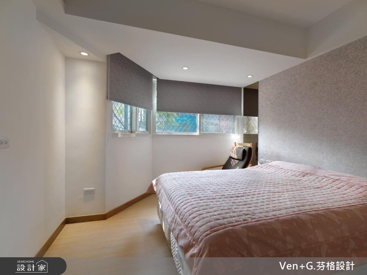 30坪老屋(16~30年)_簡約風臥室案例圖片_芬格空間設計事務所_芬格_03之10