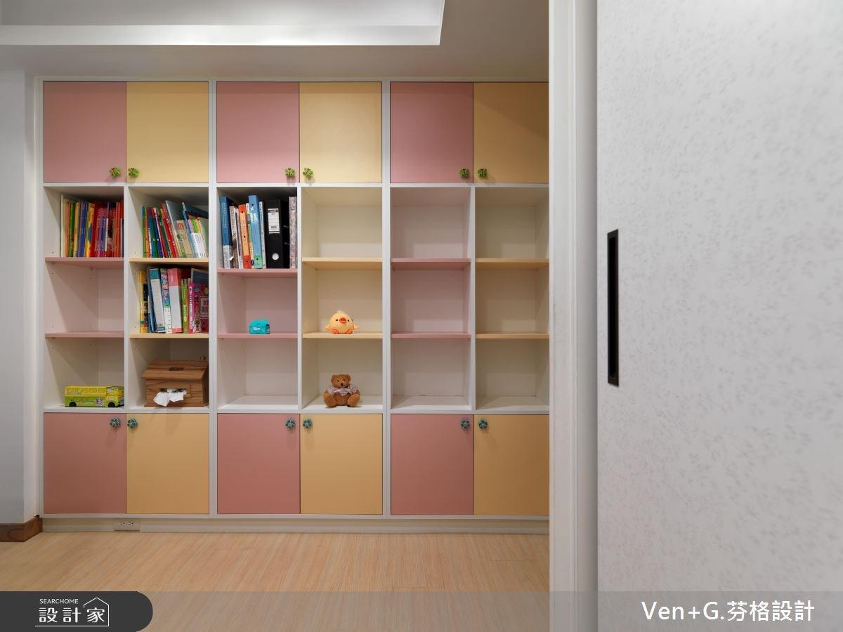 30坪老屋(16~30年)_簡約風書房案例圖片_芬格空間設計事務所_芬格_03之12
