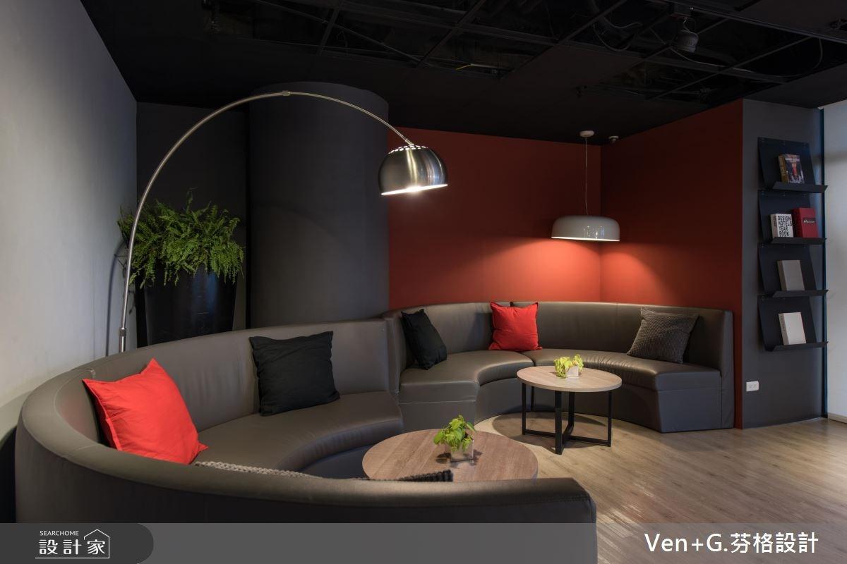 120坪老屋(16~30年)_工業風商業空間案例圖片_芬格空間設計事務所_芬格_06之17