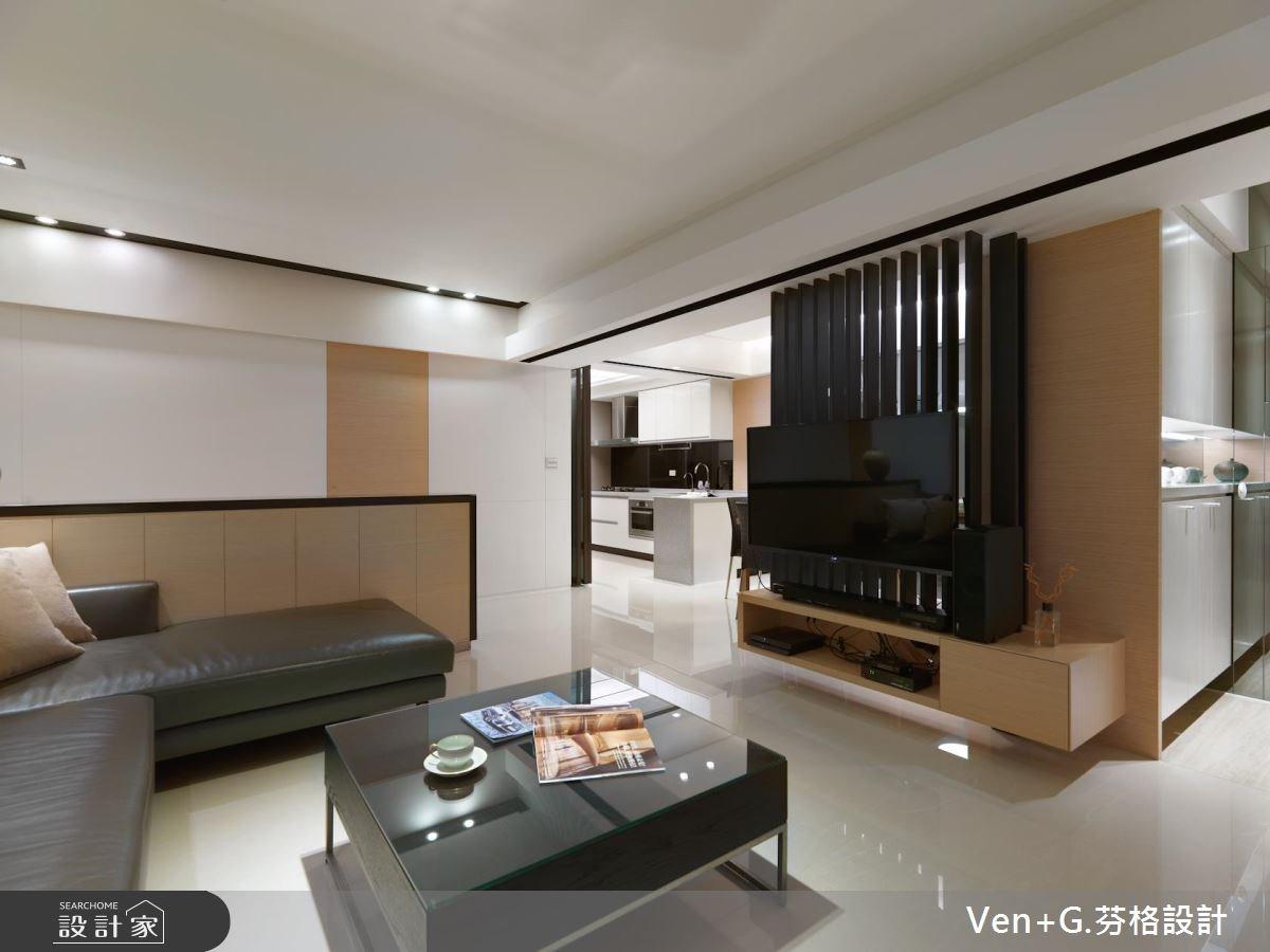 36坪老屋(16~30年)_簡約風客廳案例圖片_芬格空間設計事務所_芬格_09之5