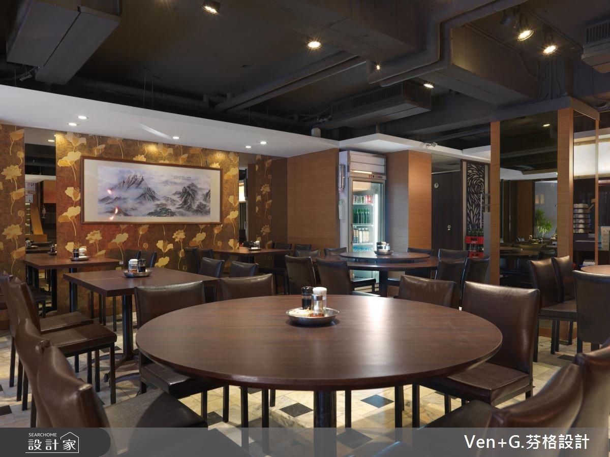 100坪老屋(16~30年)_新中式風商業空間案例圖片_芬格空間設計事務所_芬格_10之4