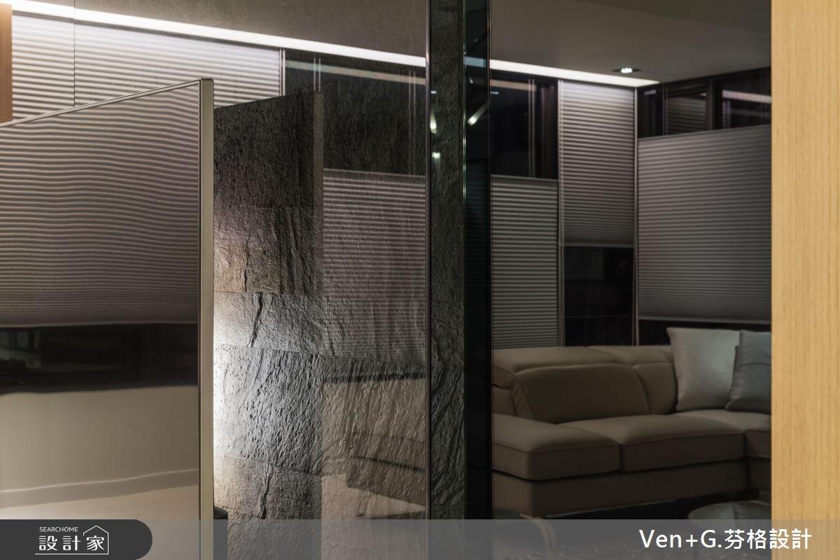 60坪老屋(16~30年)_現代風客廳案例圖片_芬格空間設計事務所_芬格_16之3