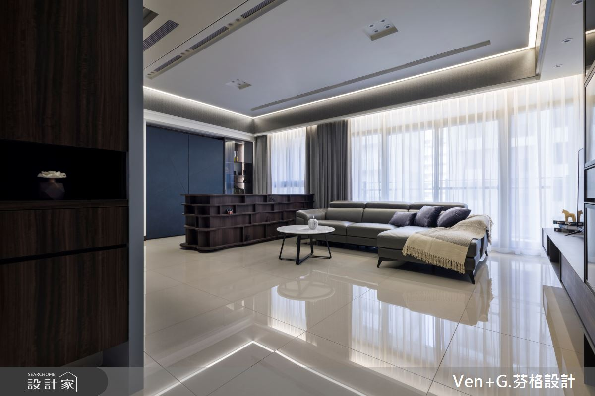 35坪新成屋(5年以下)_現代風案例圖片_芬格空間設計事務所_芬格_34之2