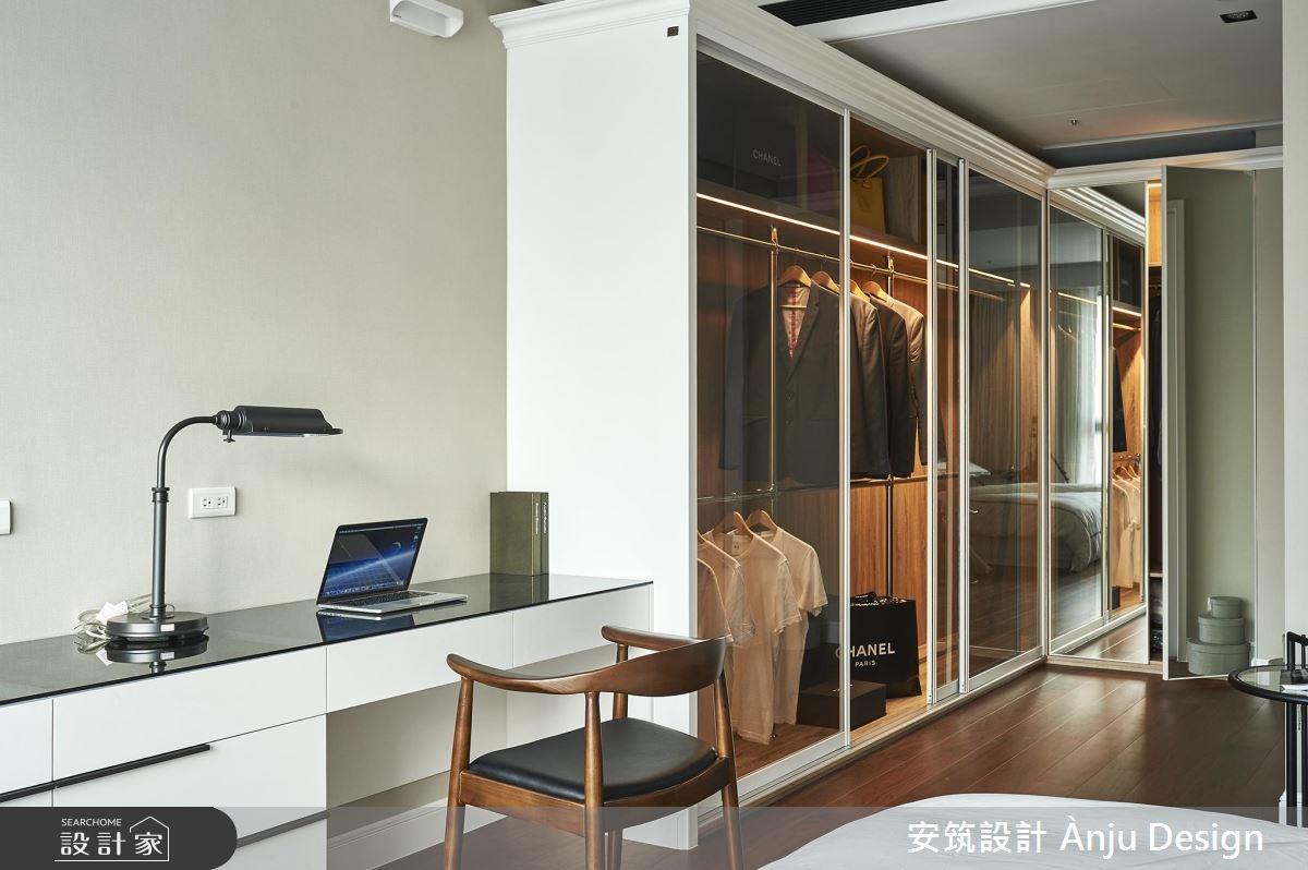 42坪新成屋(5年以下)_美式風臥室案例圖片_安筑設計 Ànju Design_安筑_05之13