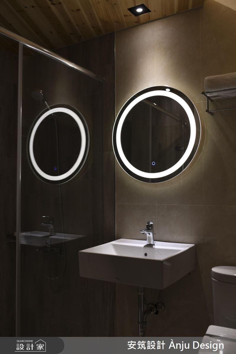 150坪中古屋(5~15年)_休閒風浴室案例圖片_安筑設計 Ànju Design_安筑_11之29