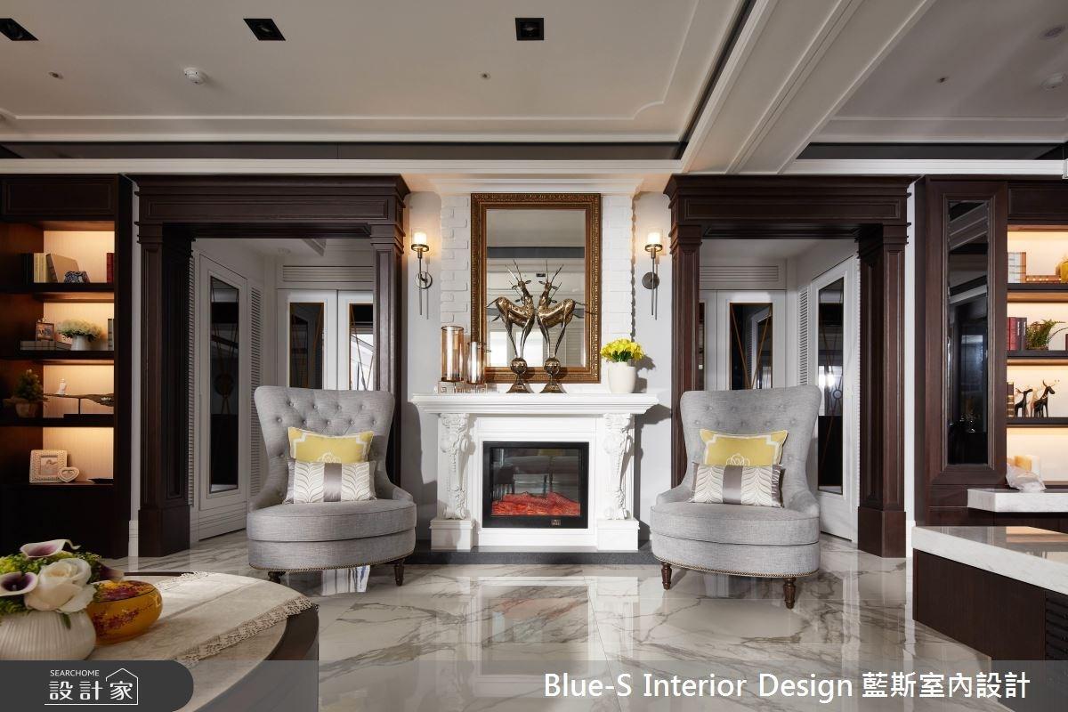 118坪新成屋(5年以下)_奢華風案例圖片_Blue-S Interior Design 藍斯室內設計_藍斯_01之3