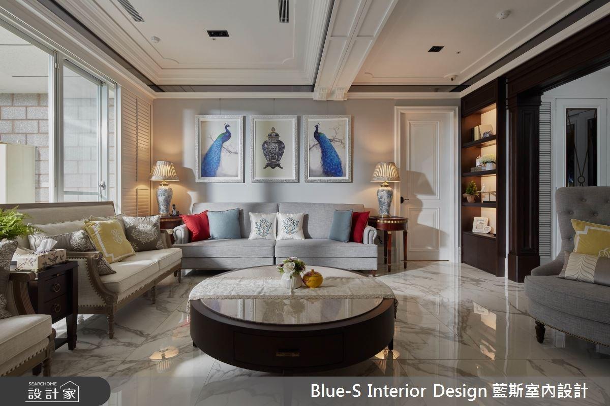 118坪新成屋(5年以下)_奢華風案例圖片_Blue-S Interior Design 藍斯室內設計_藍斯_01之7