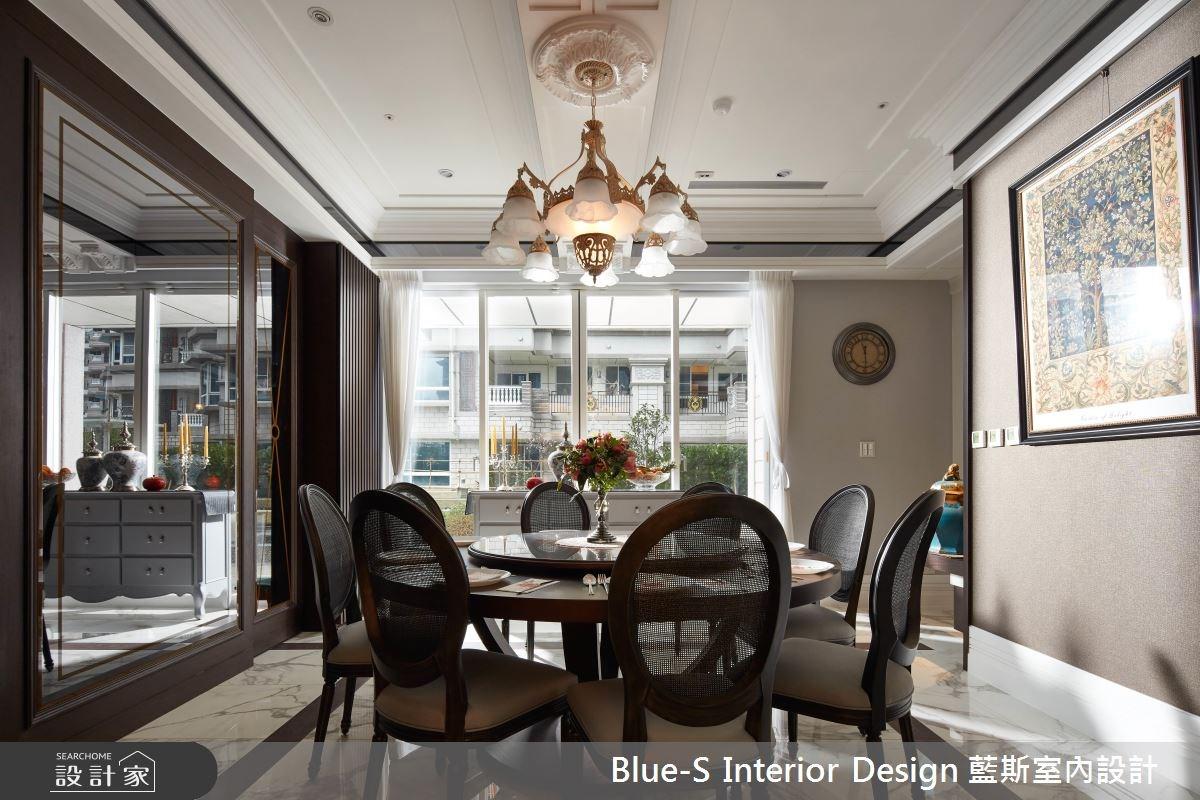 118坪新成屋(5年以下)_奢華風案例圖片_Blue-S Interior Design 藍斯室內設計_藍斯_01之10