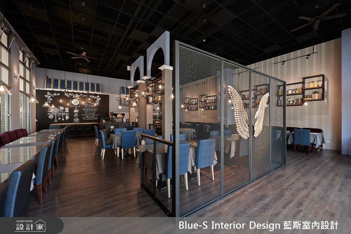 60坪中古屋(5~15年)_工業風案例圖片_Blue-S Interior Design 藍斯室內設計_藍斯_04之1