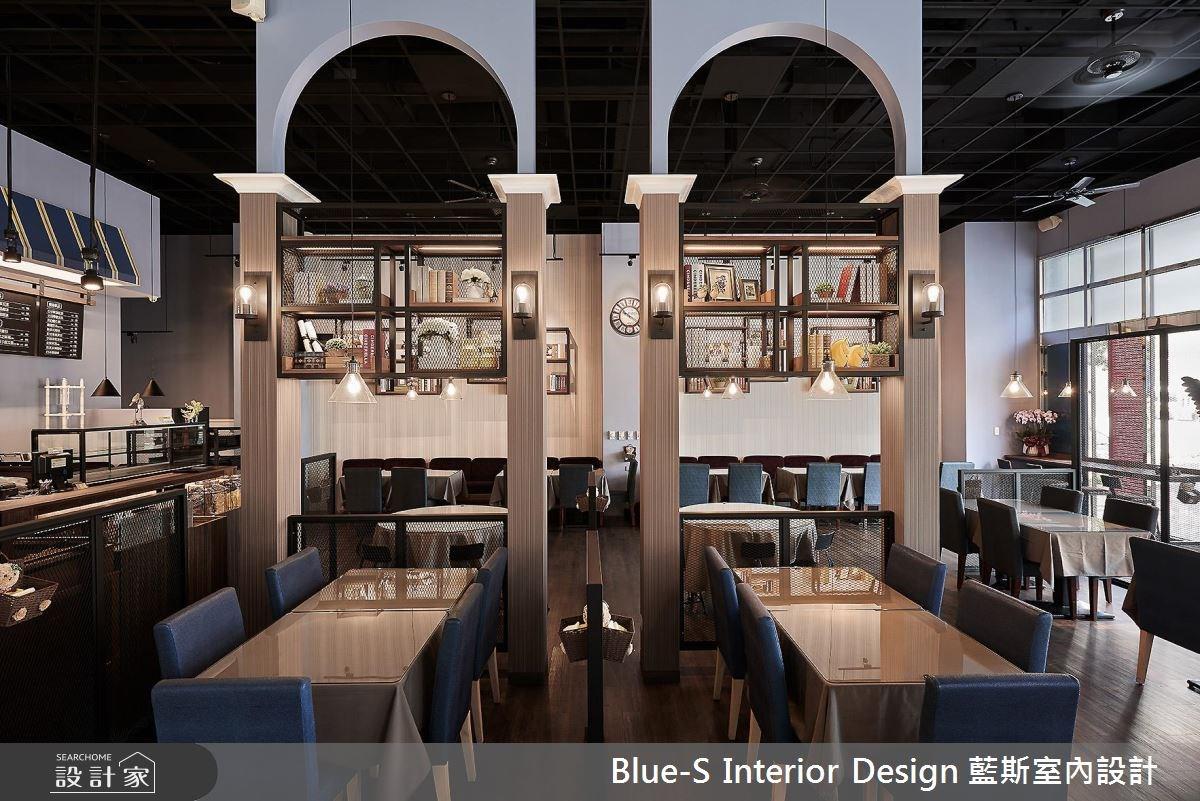 60坪中古屋(5~15年)_工業風案例圖片_Blue-S Interior Design 藍斯室內設計_藍斯_04之3