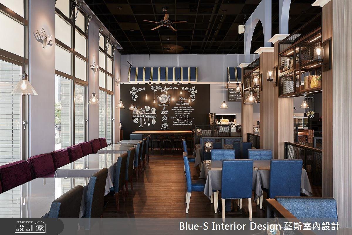60坪中古屋(5~15年)_工業風案例圖片_Blue-S Interior Design 藍斯室內設計_藍斯_04之4