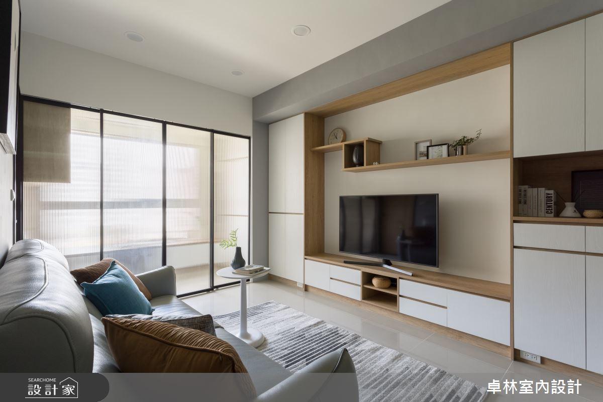 22坪新成屋(5年以下)_北歐風案例圖片_卓林室內設計有限公司_卓林_13之2