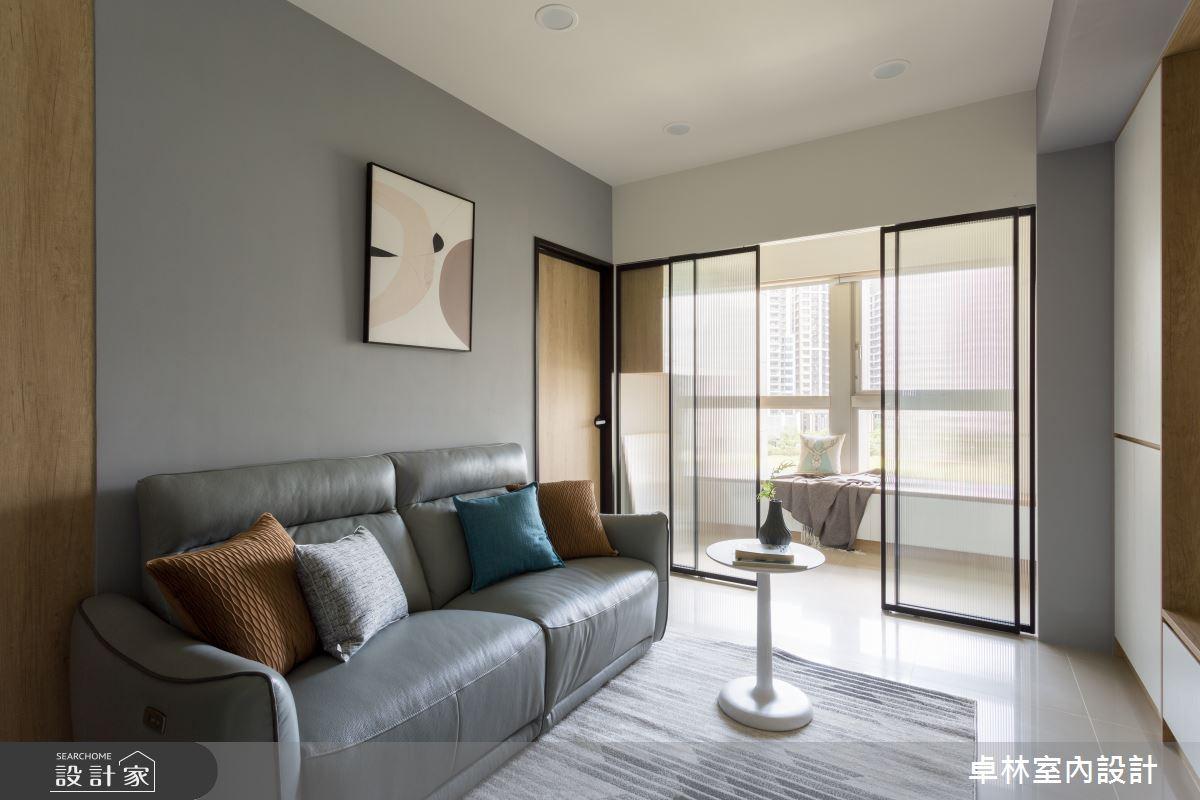 22坪新成屋(5年以下)_北歐風案例圖片_卓林室內設計有限公司_卓林_13之3