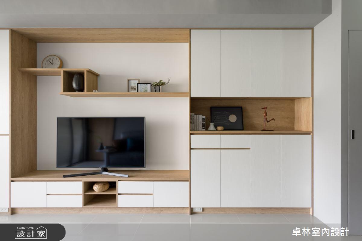 22坪新成屋(5年以下)_北歐風案例圖片_卓林室內設計有限公司_卓林_13之4