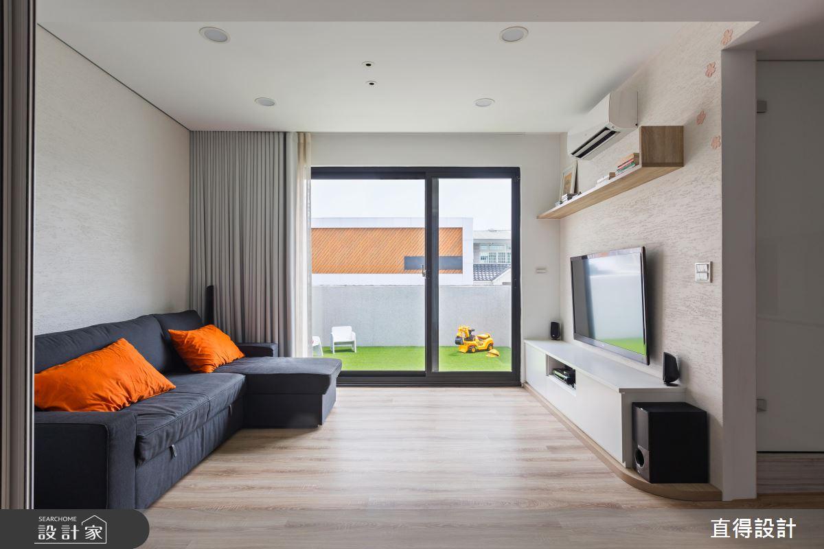 30 年老屋頂樓化身北歐基地  16 坪也能擁有綠意大露臺!