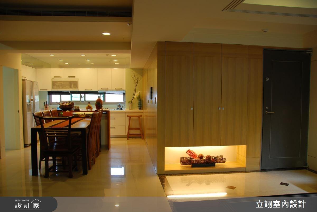 60坪新成屋(5年以下)_現代風案例圖片_立翊室內設計_立翊_01之1