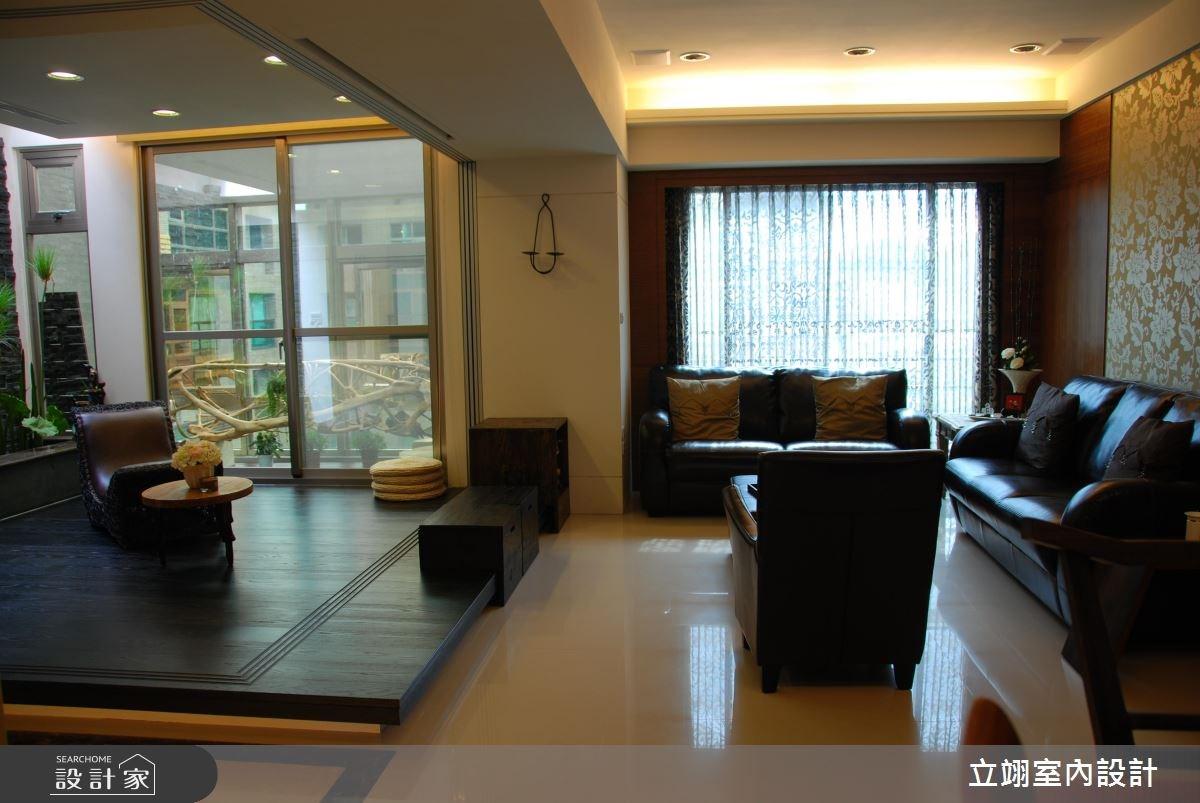 60坪新成屋(5年以下)_現代風案例圖片_立翊室內設計_立翊_01之6