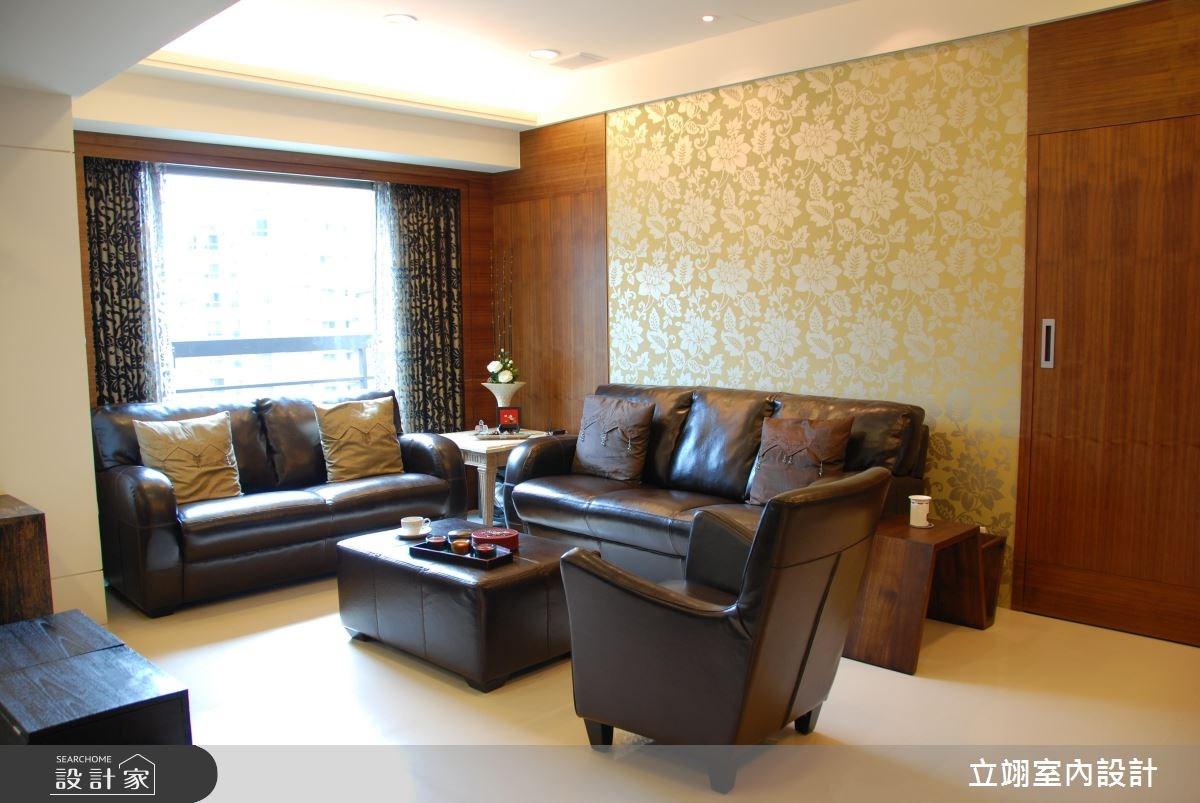 60坪新成屋(5年以下)_現代風案例圖片_立翊室內設計_立翊_01之7