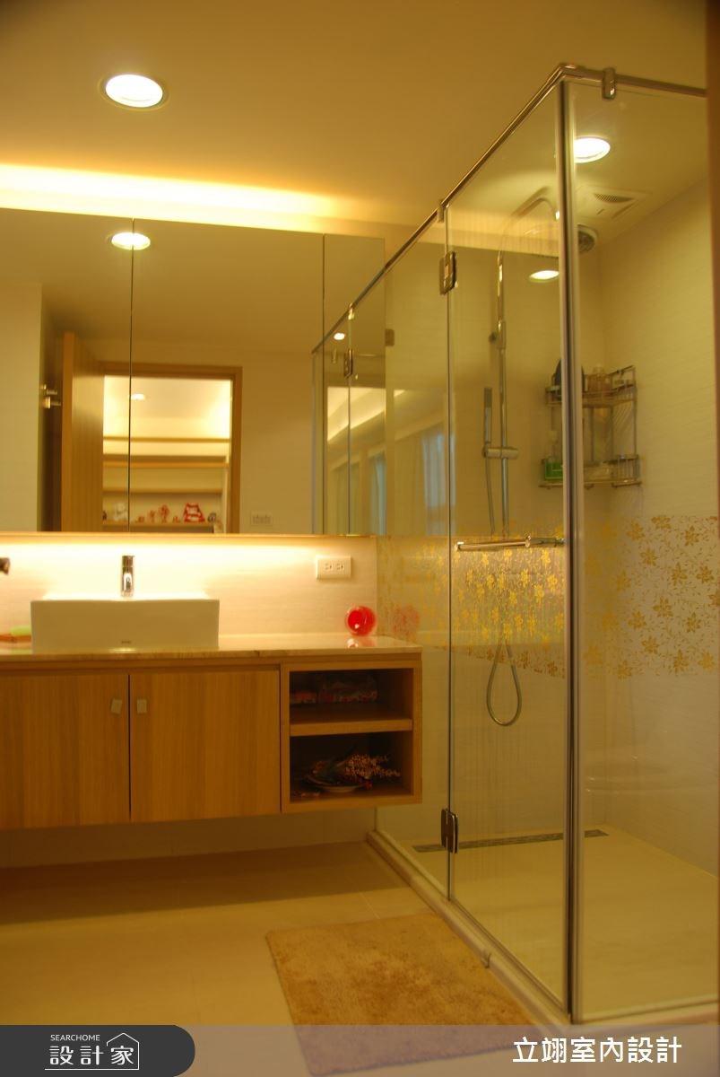 60坪新成屋(5年以下)_現代風案例圖片_立翊室內設計_立翊_01之15