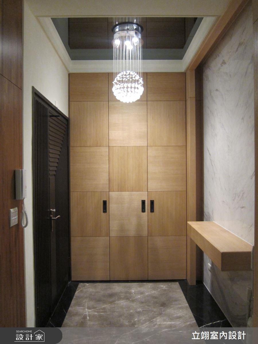 100坪新成屋(5年以下)_現代風案例圖片_立翊室內設計_立翊_02之1