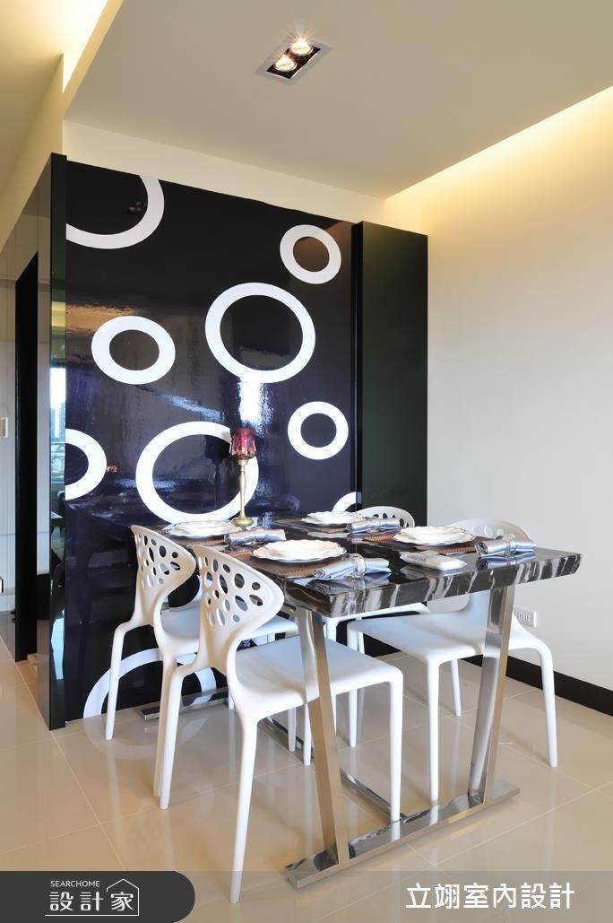 40坪新成屋(5年以下)_現代風案例圖片_立翊室內設計_立翊_03之4