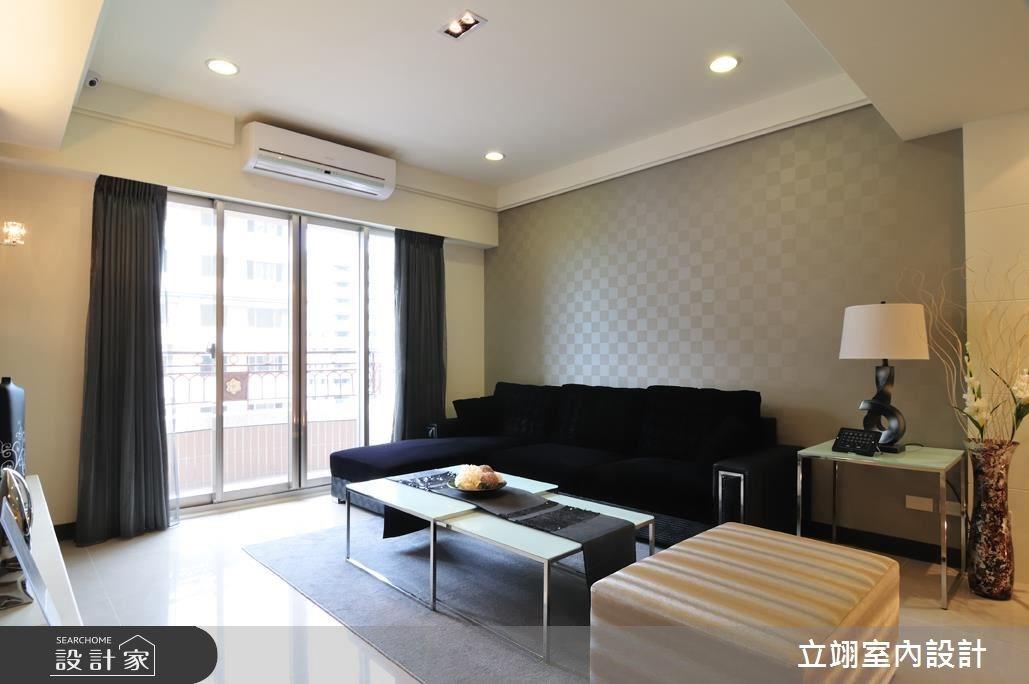 40坪新成屋(5年以下)_現代風案例圖片_立翊室內設計_立翊_04之3