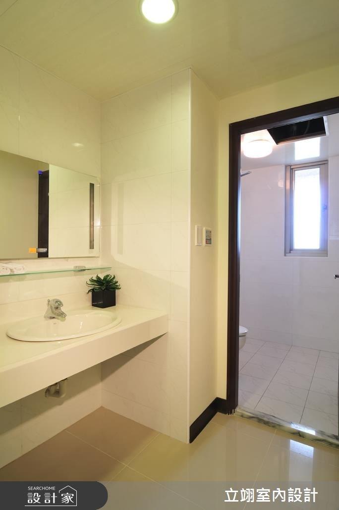 40坪新成屋(5年以下)_現代風案例圖片_立翊室內設計_立翊_04之17