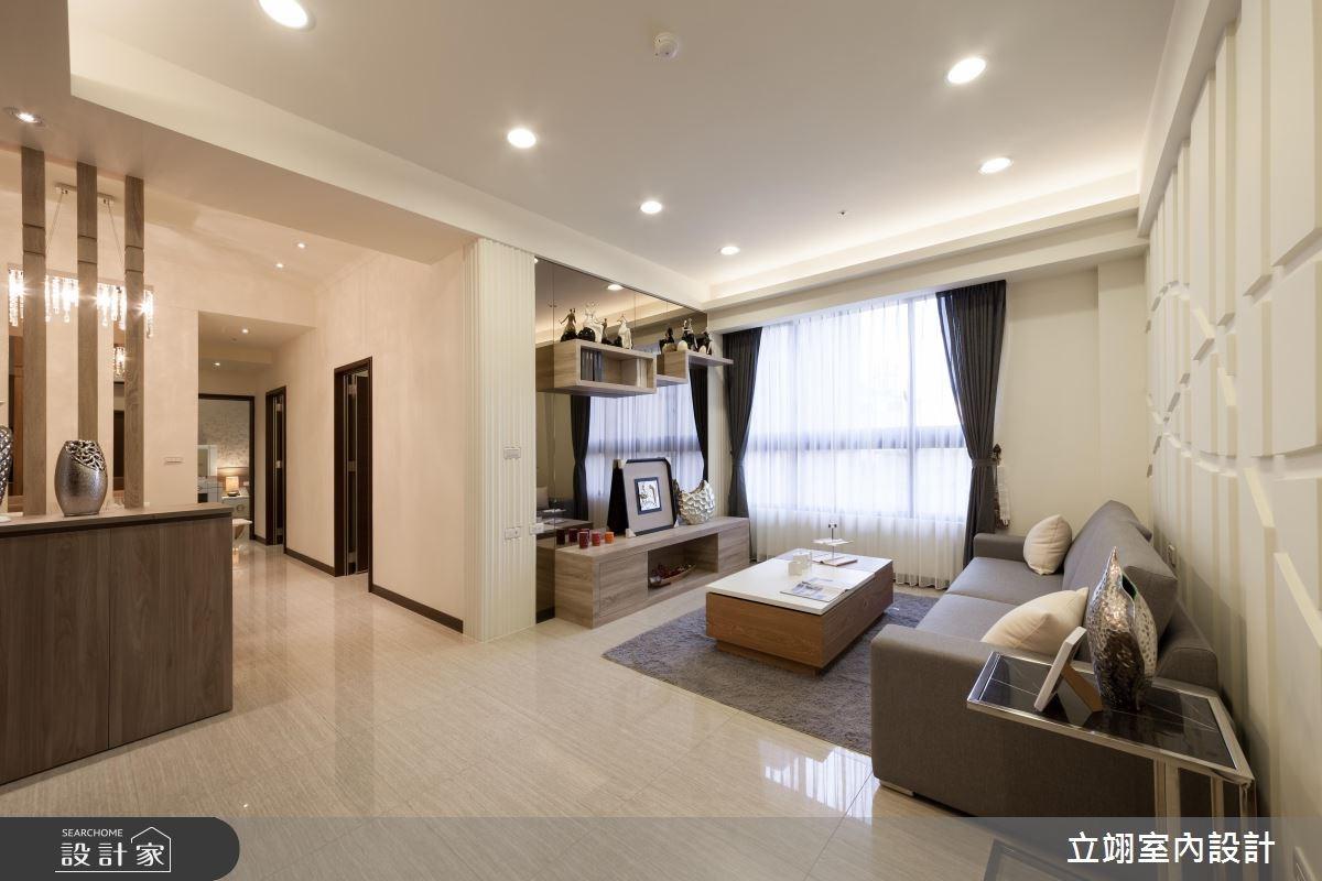 40坪新成屋(5年以下)_現代風案例圖片_立翊室內設計_立翊_06之3