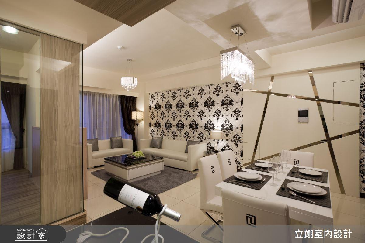 36坪新成屋(5年以下)_現代風案例圖片_立翊室內設計_立翊_07之4