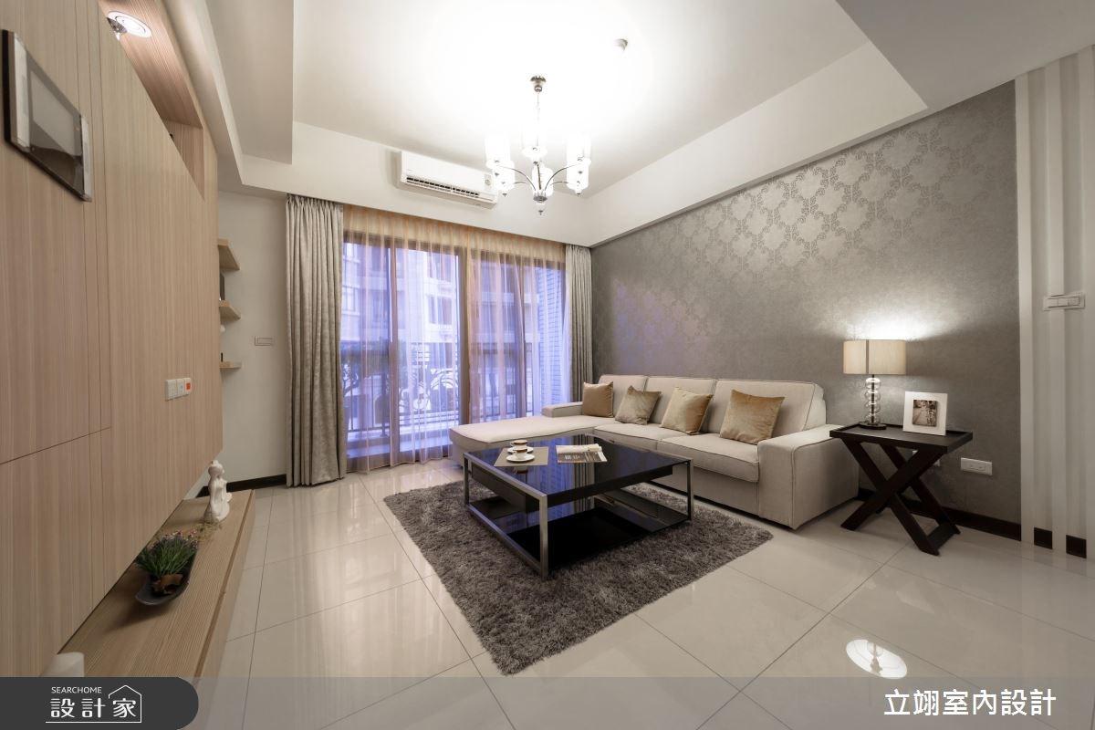 43坪新成屋(5年以下)_現代風案例圖片_立翊室內設計_立翊_08之1