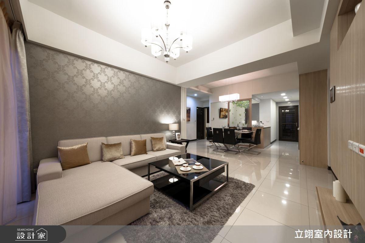 43坪新成屋(5年以下)_現代風案例圖片_立翊室內設計_立翊_08之2