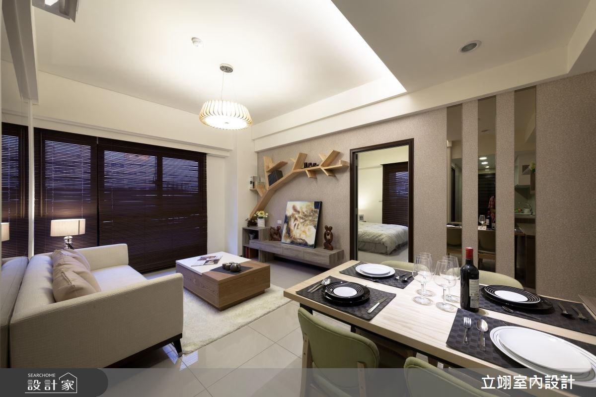 28坪新成屋(5年以下)_休閒風案例圖片_立翊室內設計_立翊_09之4