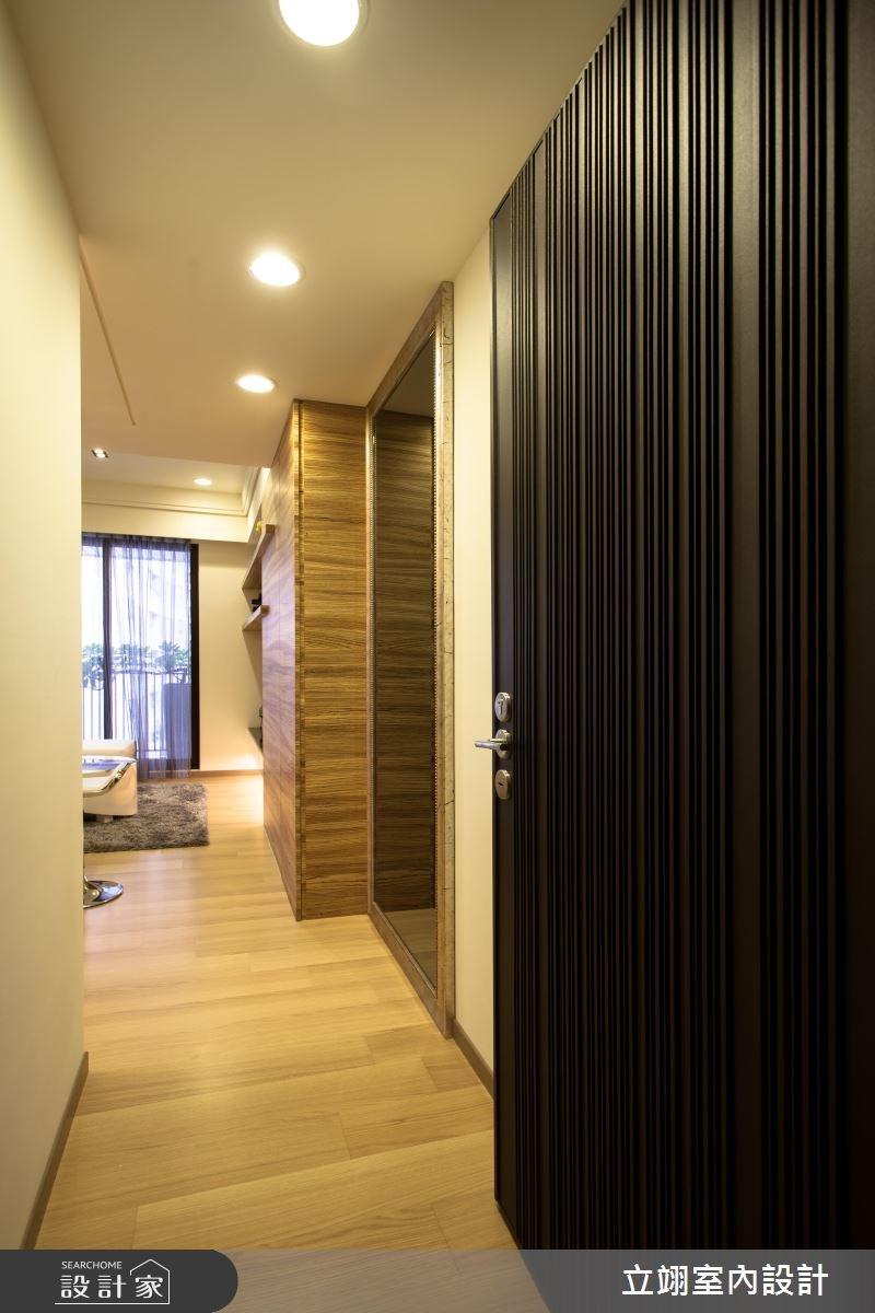 30坪新成屋(5年以下)_現代風案例圖片_立翊室內設計_立翊_10之1